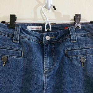 Anthropologie Jeans - Anthropologie Pilcro High-Waist Wide Leg Jeans